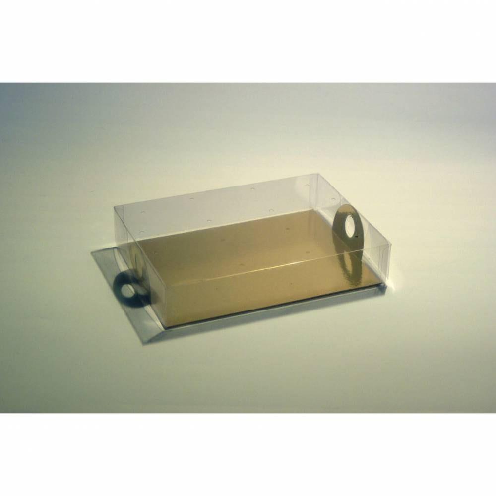Boîte plateau mignardise MM 22,7 x 16,5 x 4,5 cm - Par 50
