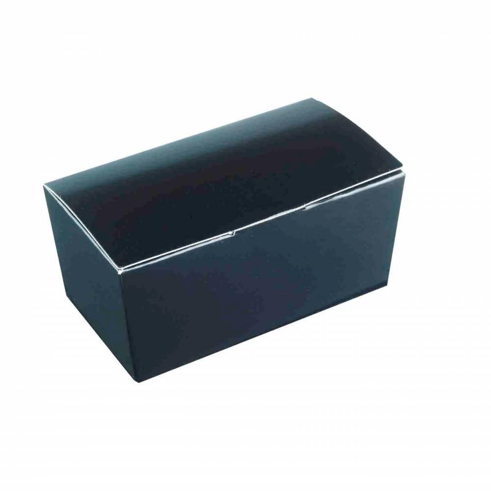 Ballotin 375g Noir 12,7 x 6,9 x 6 cm - Par 25