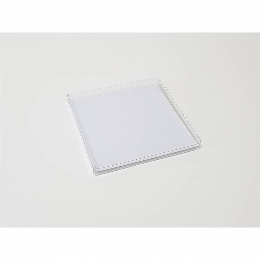 Boîte 9 napolitains 10,2 x 10,2 x 1 cm - Par 25