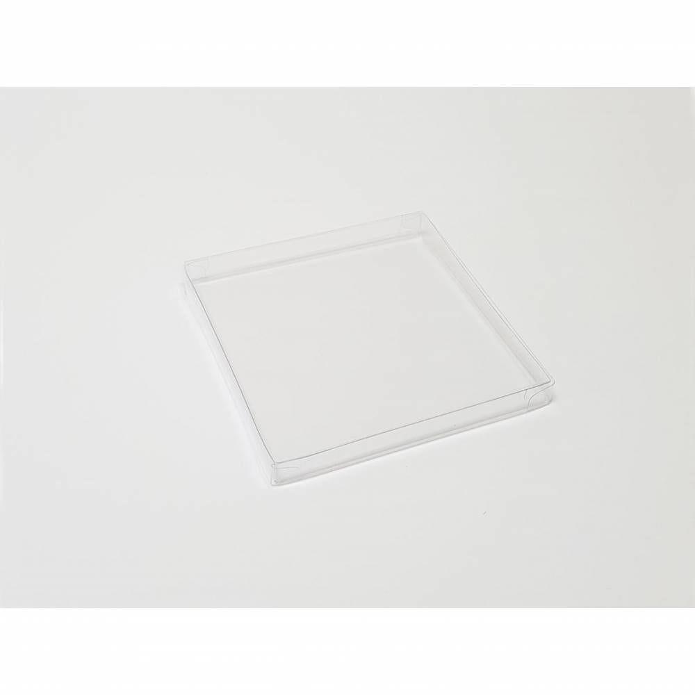Boîte 18 napolitains 10,2 x 10,2 x 1 cm - Par 25