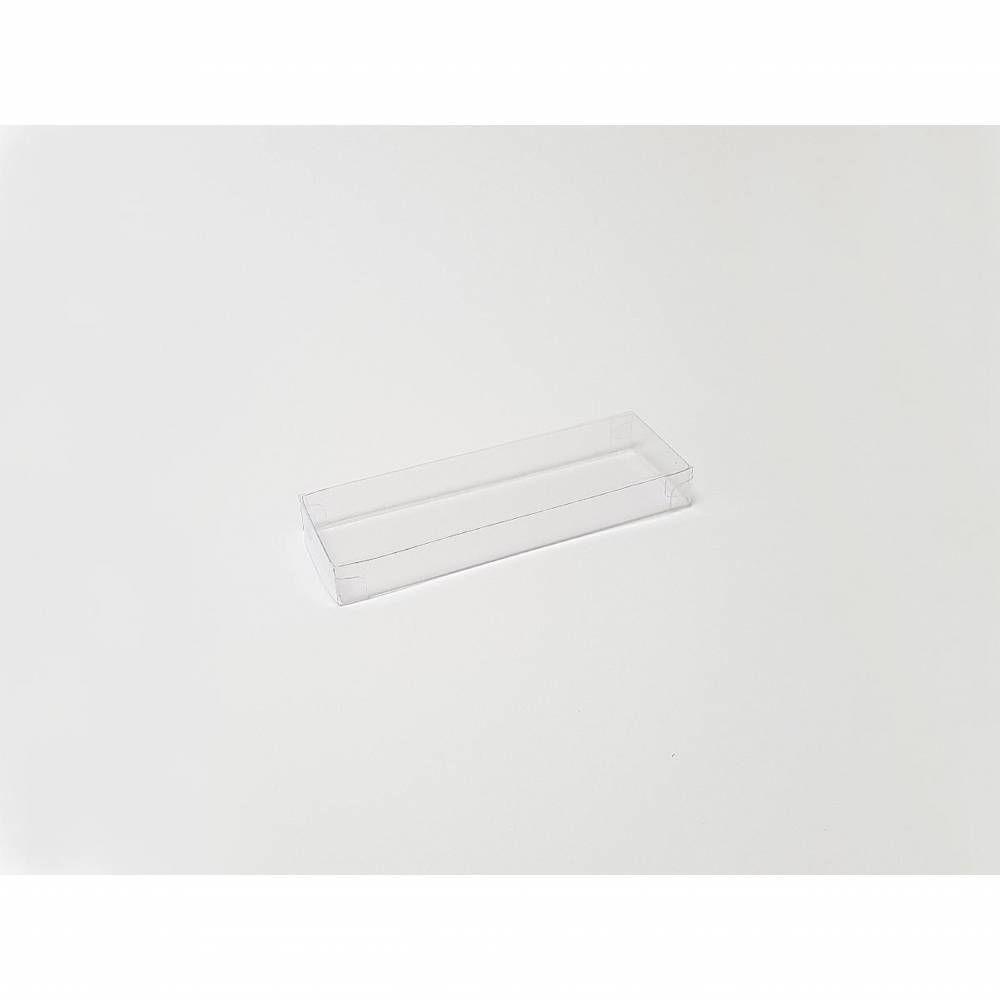 Réglette transparente 17,1 x 5,1 x 2,5 cm - Par 25