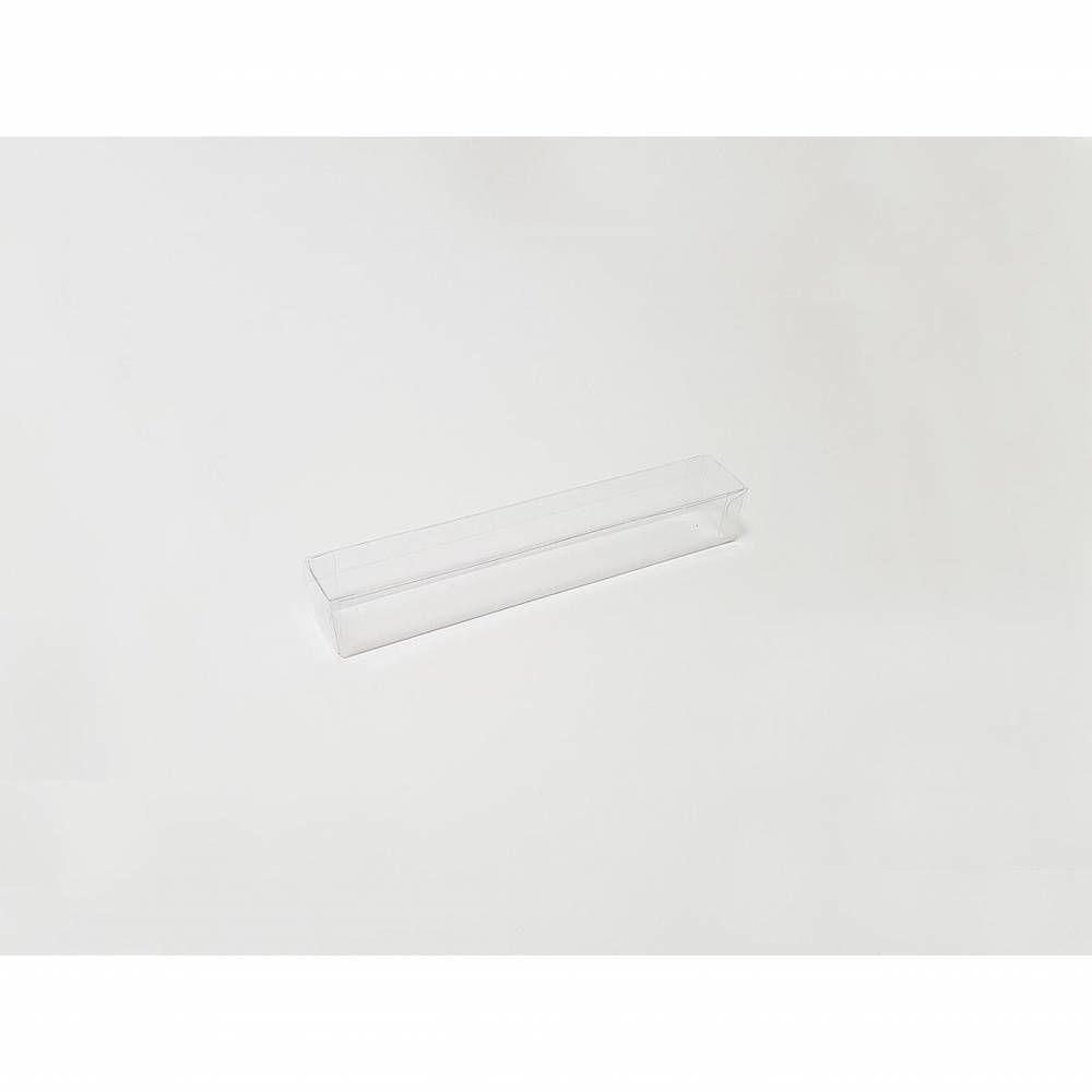 Réglette transparente 17 x 3 x 2,5 cm - Par 25