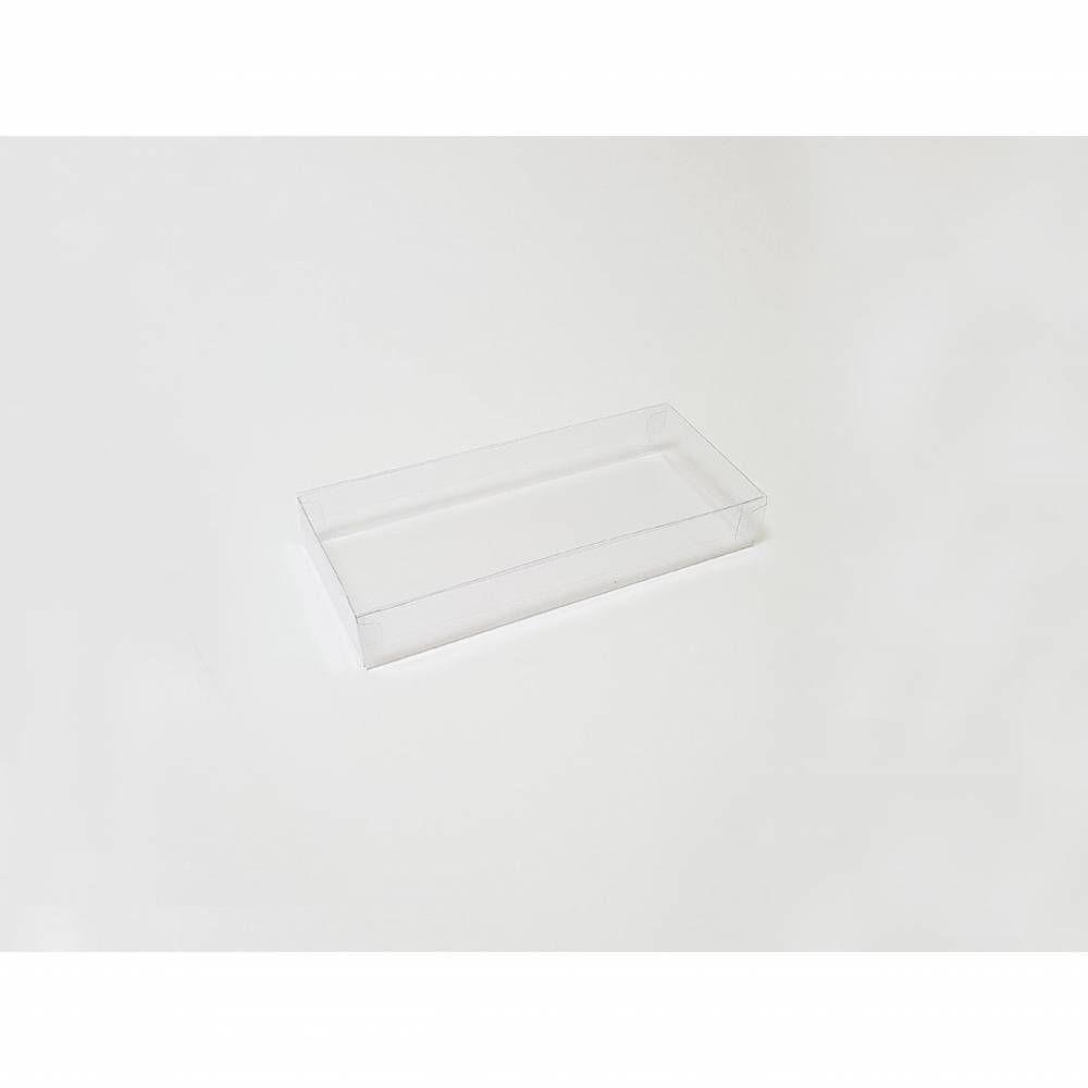 Réglette transparente 17 x 7,5 x 2,5 cm - Par 25