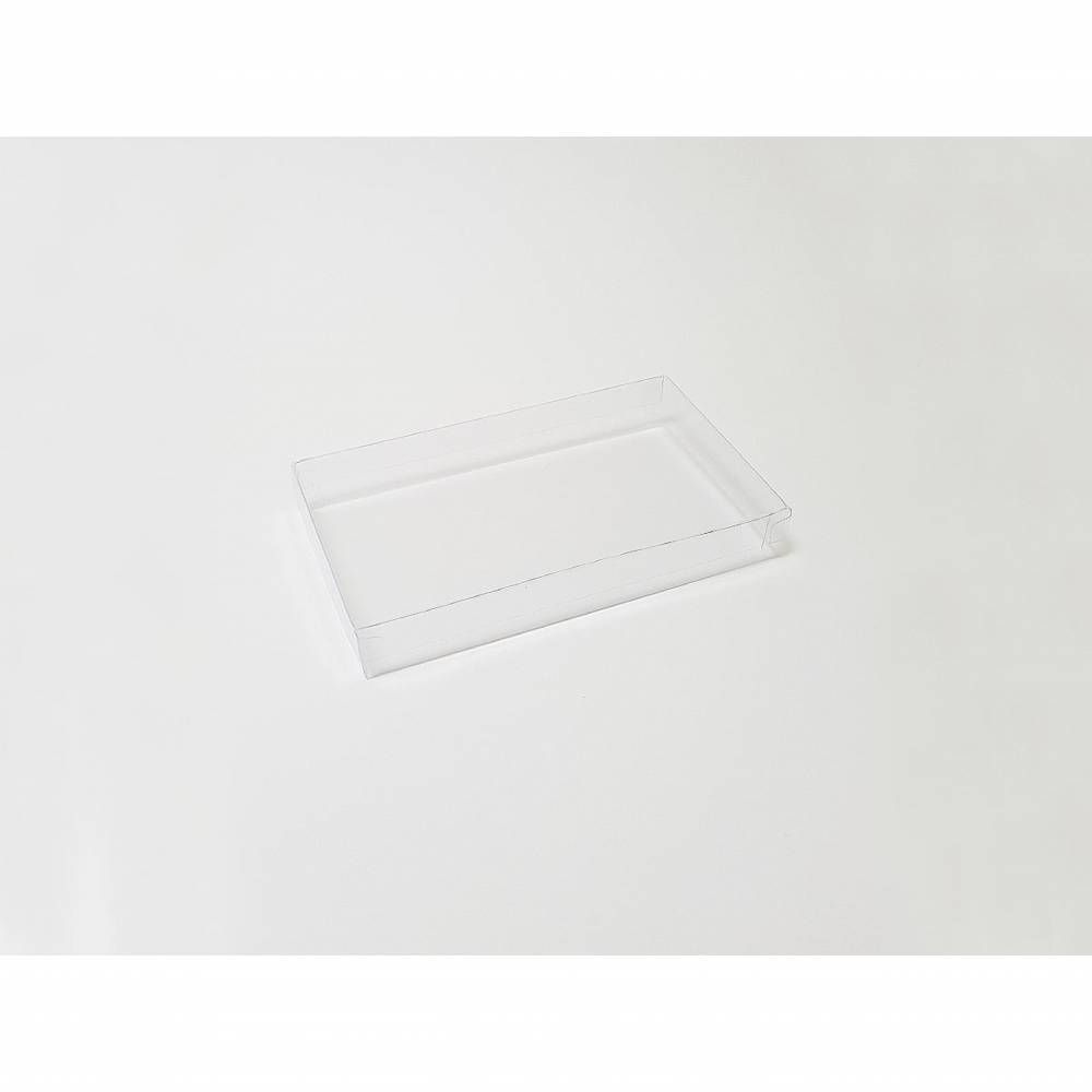 Réglette transparente 17 x 10 x 2,5 cm - Par 25