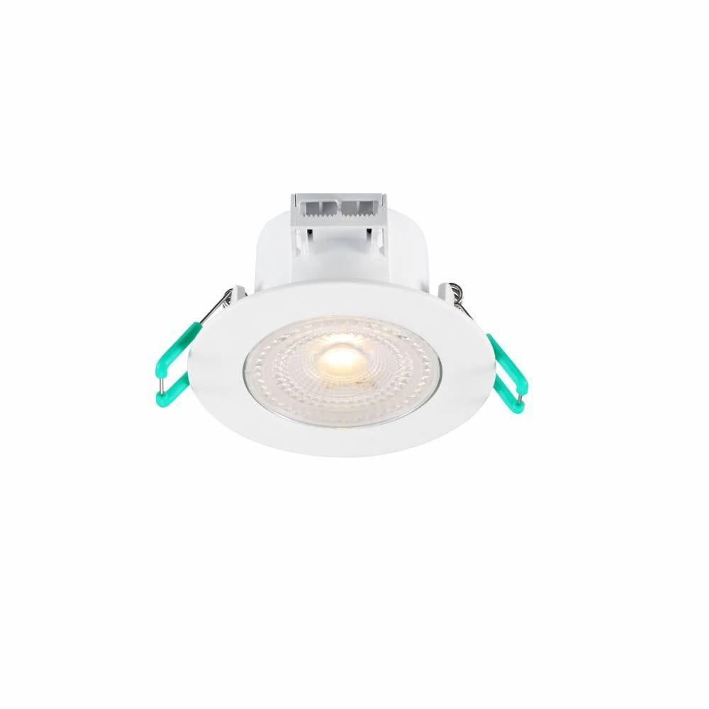Spot orientable - LED intégrée - IP44 5W 420lm 3000K 38°