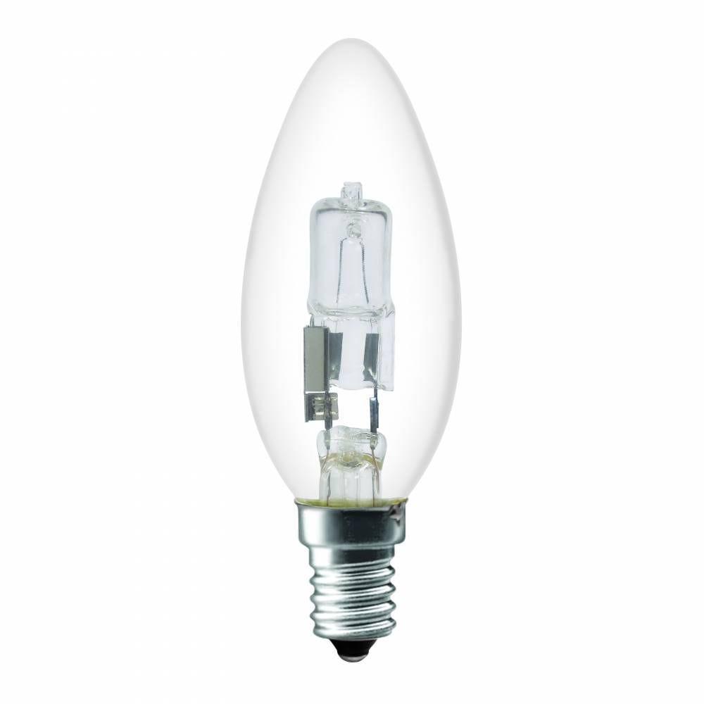 Ampoules Classic Eco Flamme 370lm 28W E14 2800K - 21835 - x2