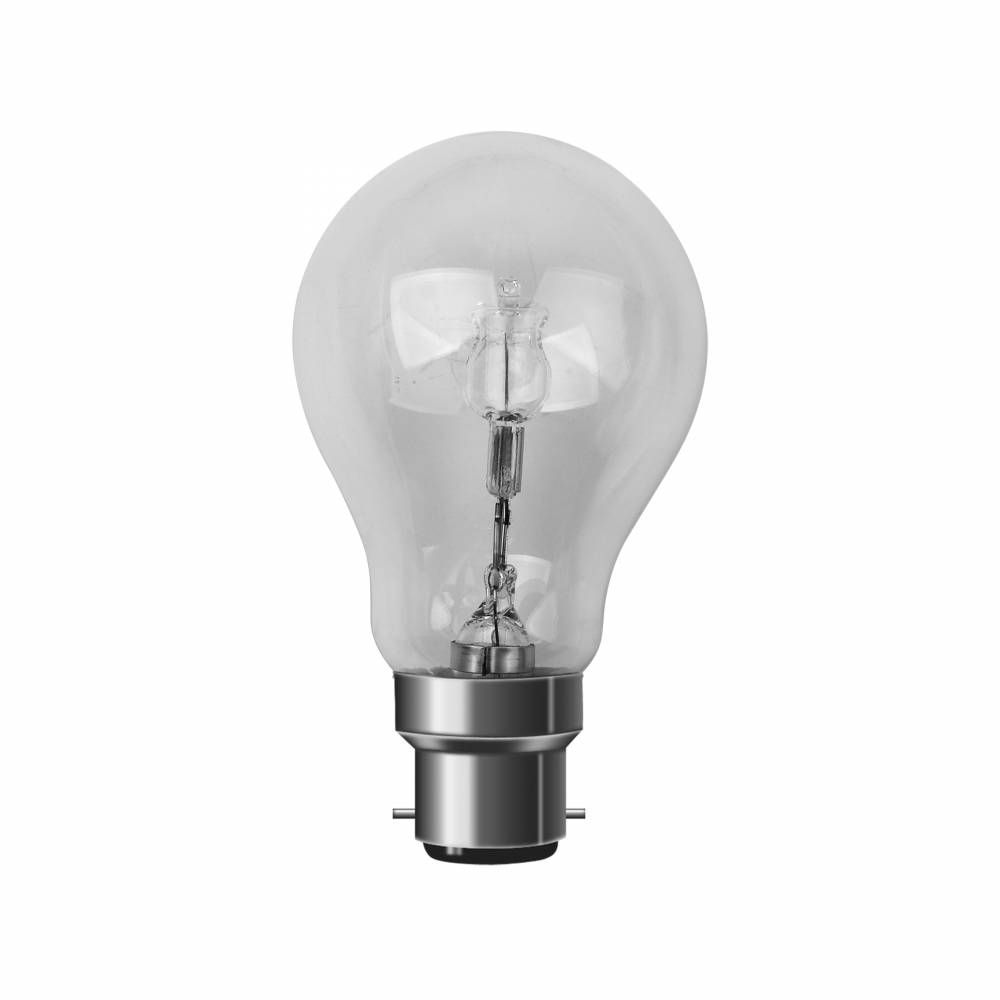 Ampoules Classic Eco A55 53W B22 - x6
