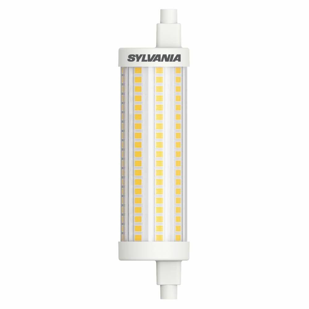 Ampoule crayon LED R7S 118mm 1521lm 2700K