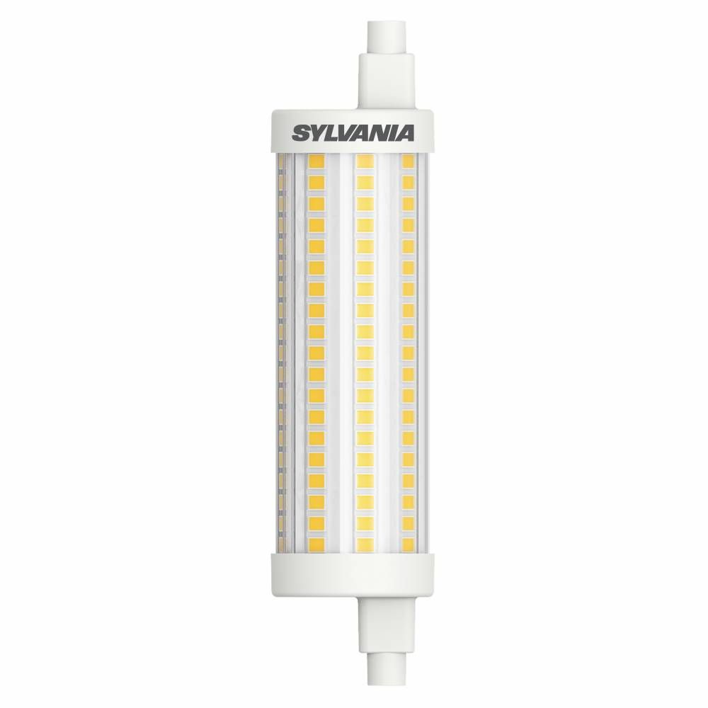 Ampoule crayon LED dimmable R7S 118mm 2000lm 2700K