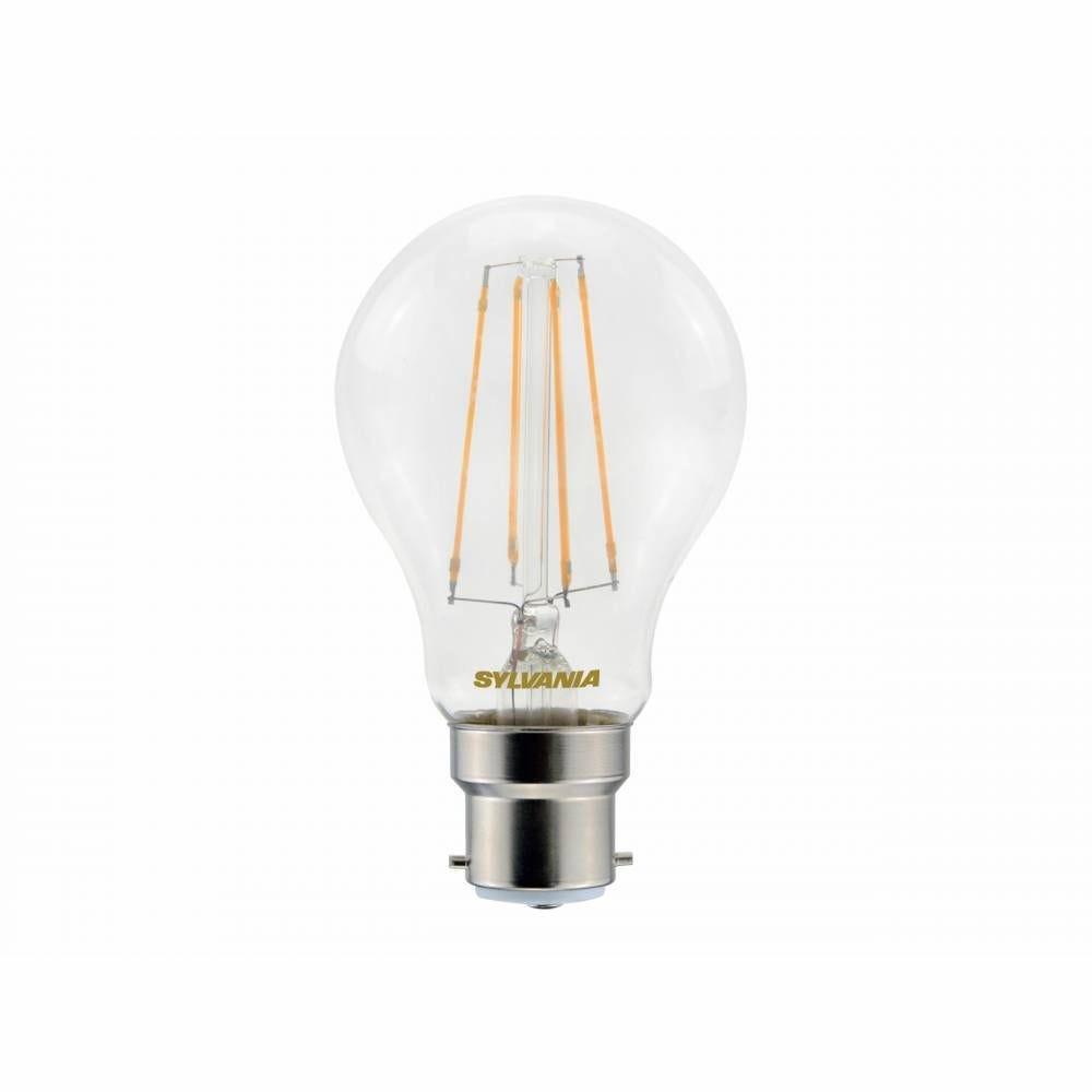 Ampoules LED Retro GLS B22 SL4 7W 806lm 2700K - x4