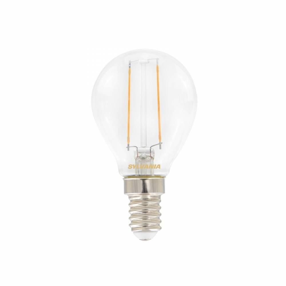 Ampoules LED Toledo Ball E14 SL4 4,5W 470lm 2700K - x4