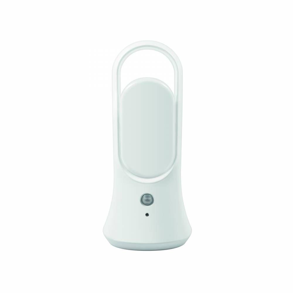 Veilleuse led portable gizmo 0,8w 30lm 4000k détec. de mouv. + capteur jour/nuit