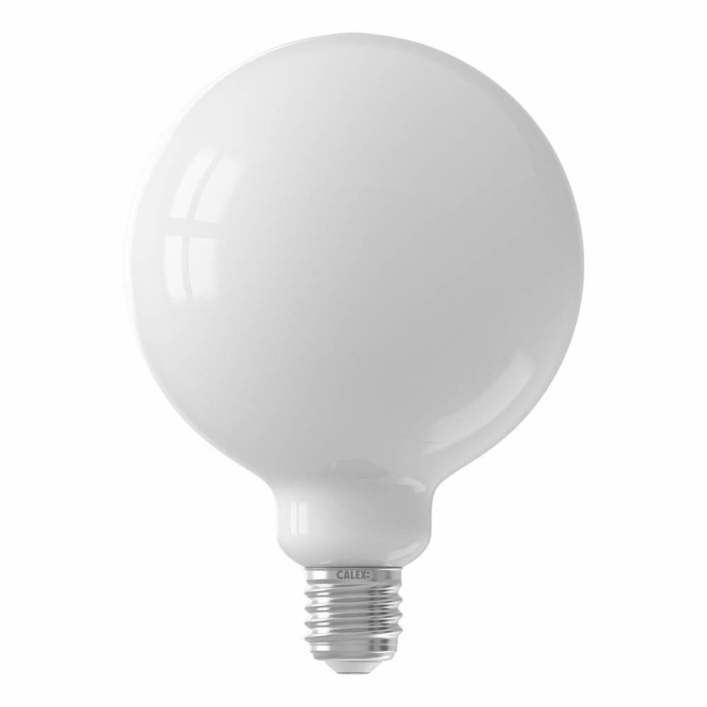 Ampoule Smart LED Filament depolie G125  Globe RGBW  E27 5,5W 240lm 1800-3000K