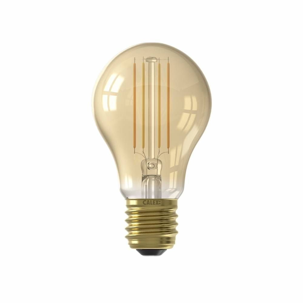 Ampoule Smart LED Filament Ambrée Standard GLS A60 E27 7W 806lm 1800-3000K