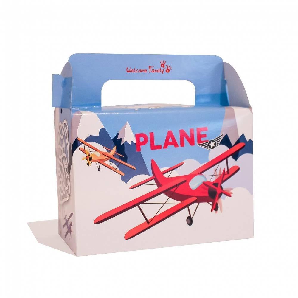 Boîte menu enfant Planes par 300