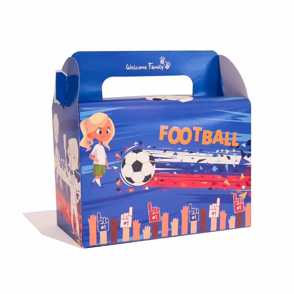Boîte menu enfant Foot par 300
