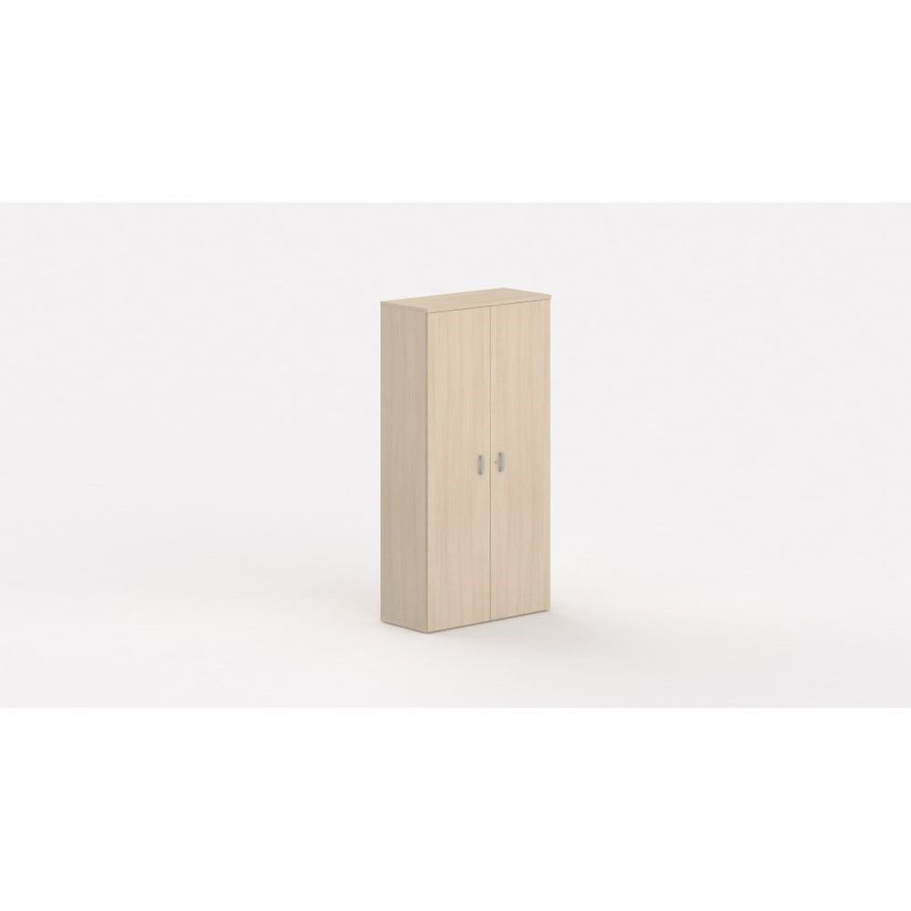 Armoire de bureau contemporaine Opaline / Chêne moyen / Hauteur 197 cm