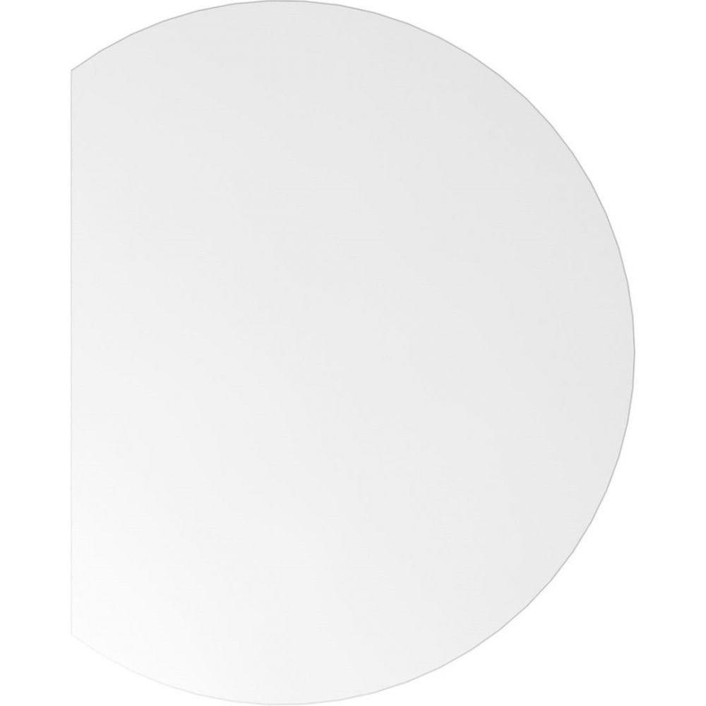 Embout de table II pour les bureaux Naomi et Frida / Blanc / Graphite
