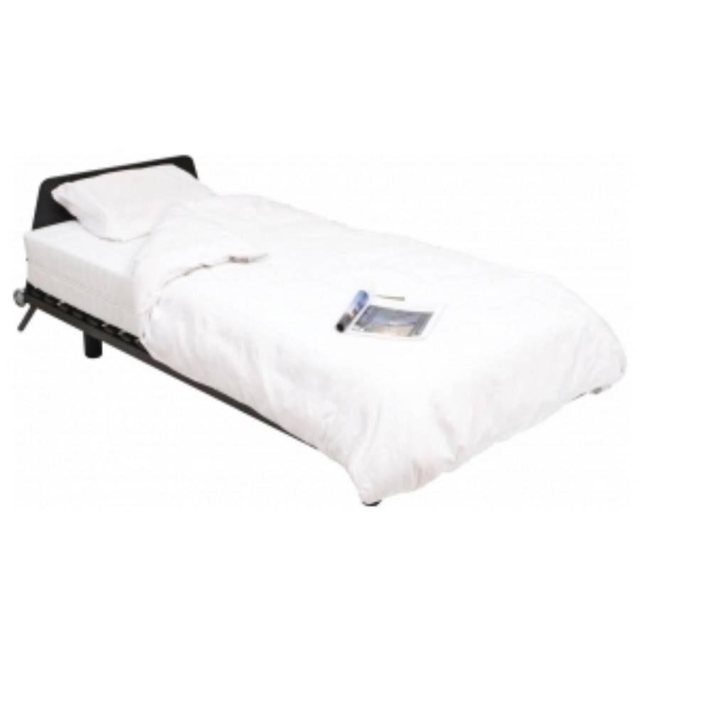 Lit d'appoint jade - dimensions du lit : l 200 x l 90 cm