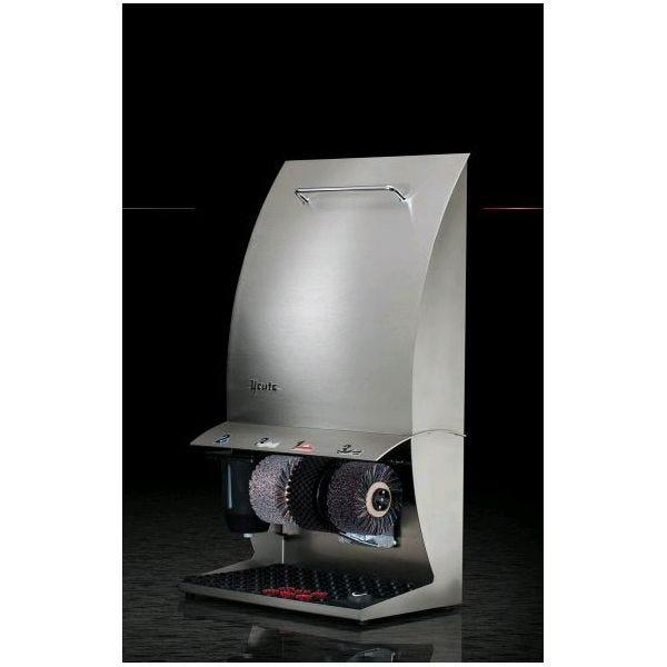 Cireuse elégance plus inox - dimensions : l 50 x p 30 x h 86 cm