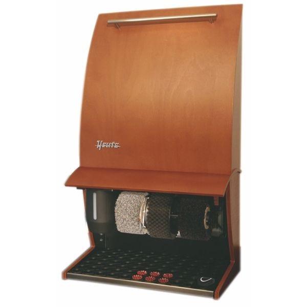 Cireuse elégance plus bois merisier - dimensions : l 50 x p 30 x h 86 cm