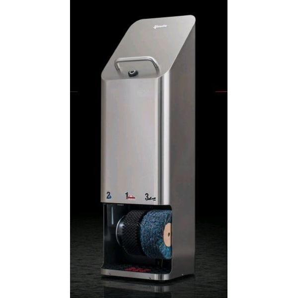 Cireuse profilix 3 quadro avec distributeur - dim. : l 38 x p 34 x h 127 cm