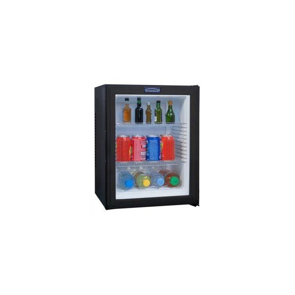 Minibars courtoisy 40l porte vitrée - dimension : l 41 x p 44 x h 55 cm