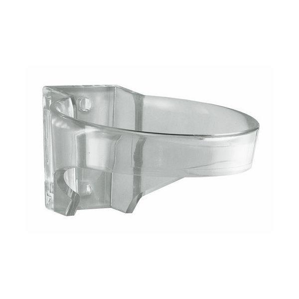 Support jolly pour sèche-cheveux mobiles en abs transparent