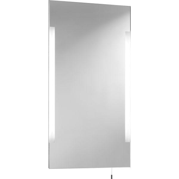 Miroir lumineux imola 800 finition : chromé