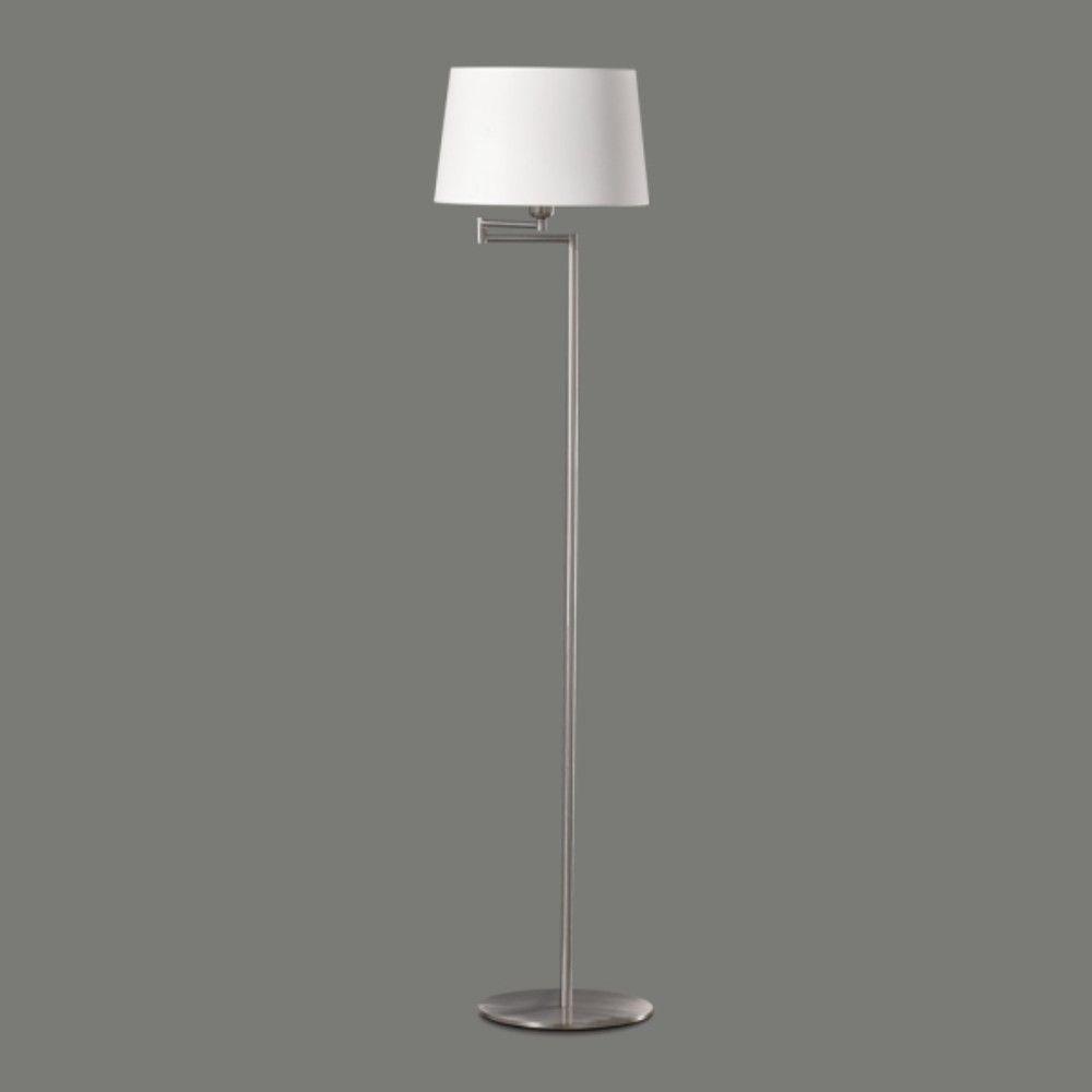 Lampadaire dion - dimensions : l 30 à 57 x h 159 cm