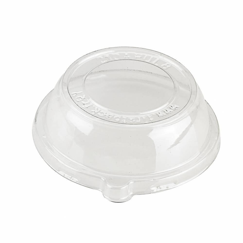 Couvercle PET transparent 7,2 cm Par 50