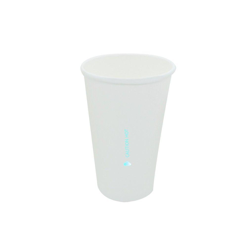Gobelet carton blanc 10,8 cm 35 cl Par 50
