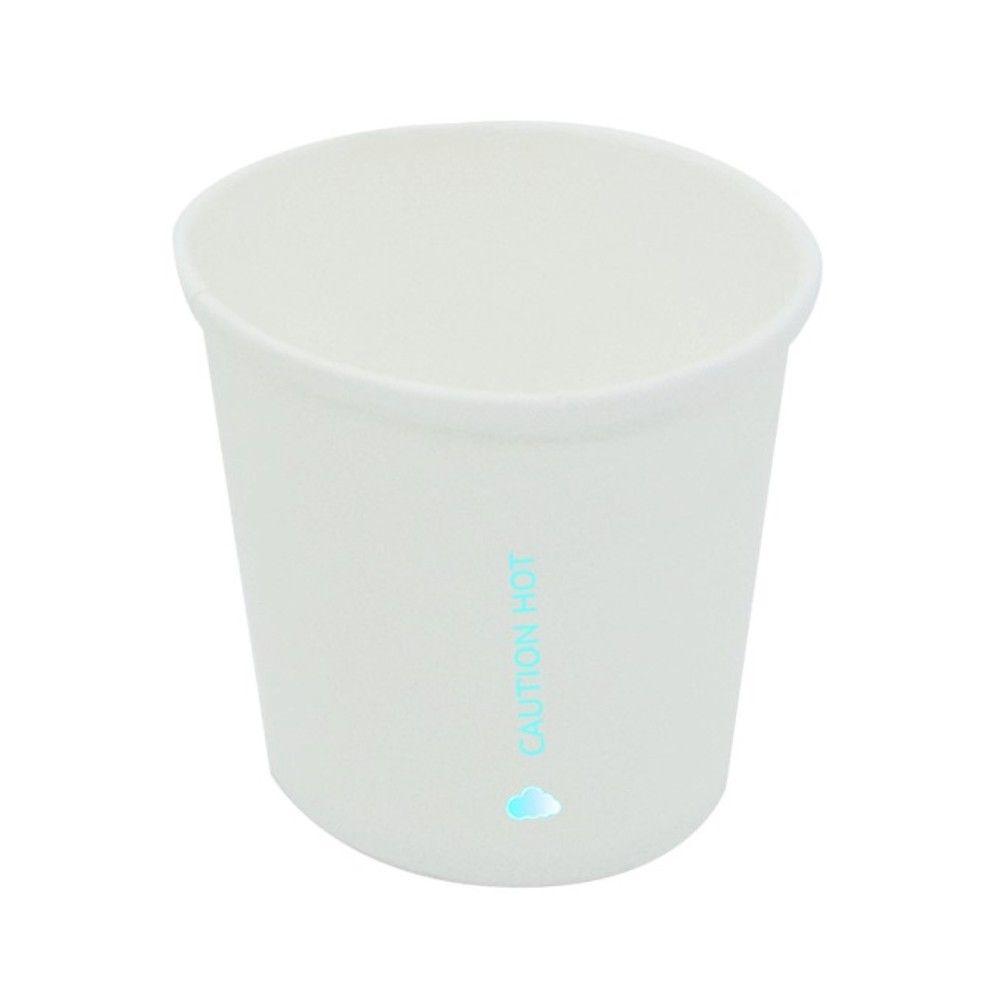 Gobelet carton blanc 'AirCup' 11,5 cl Par 50