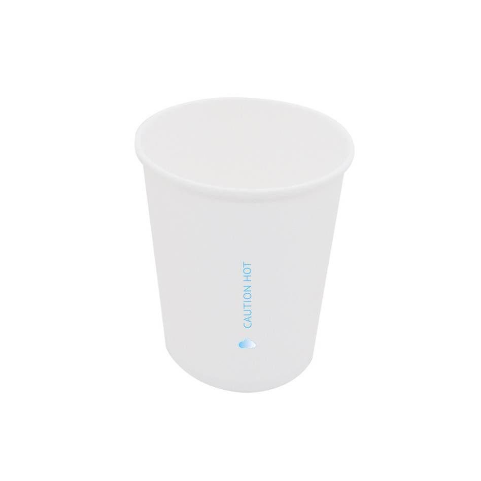 Gobelet carton blanc 'AirCup' 18 cl Par 50