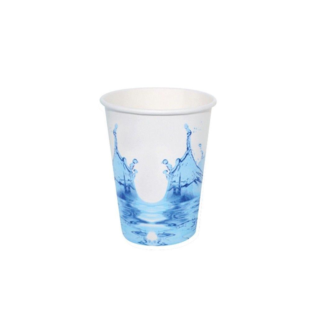 Gobelet carton boisson froide décor 'Splash' 27 cl Par 100