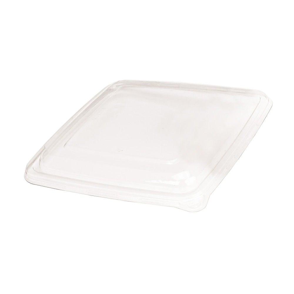 Couvercle PET transparent 14,2 cm Par 25