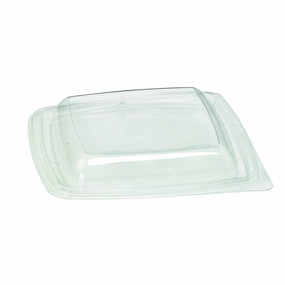 Couvercle PET transparent dôme 19,5 cm Par 100 unités