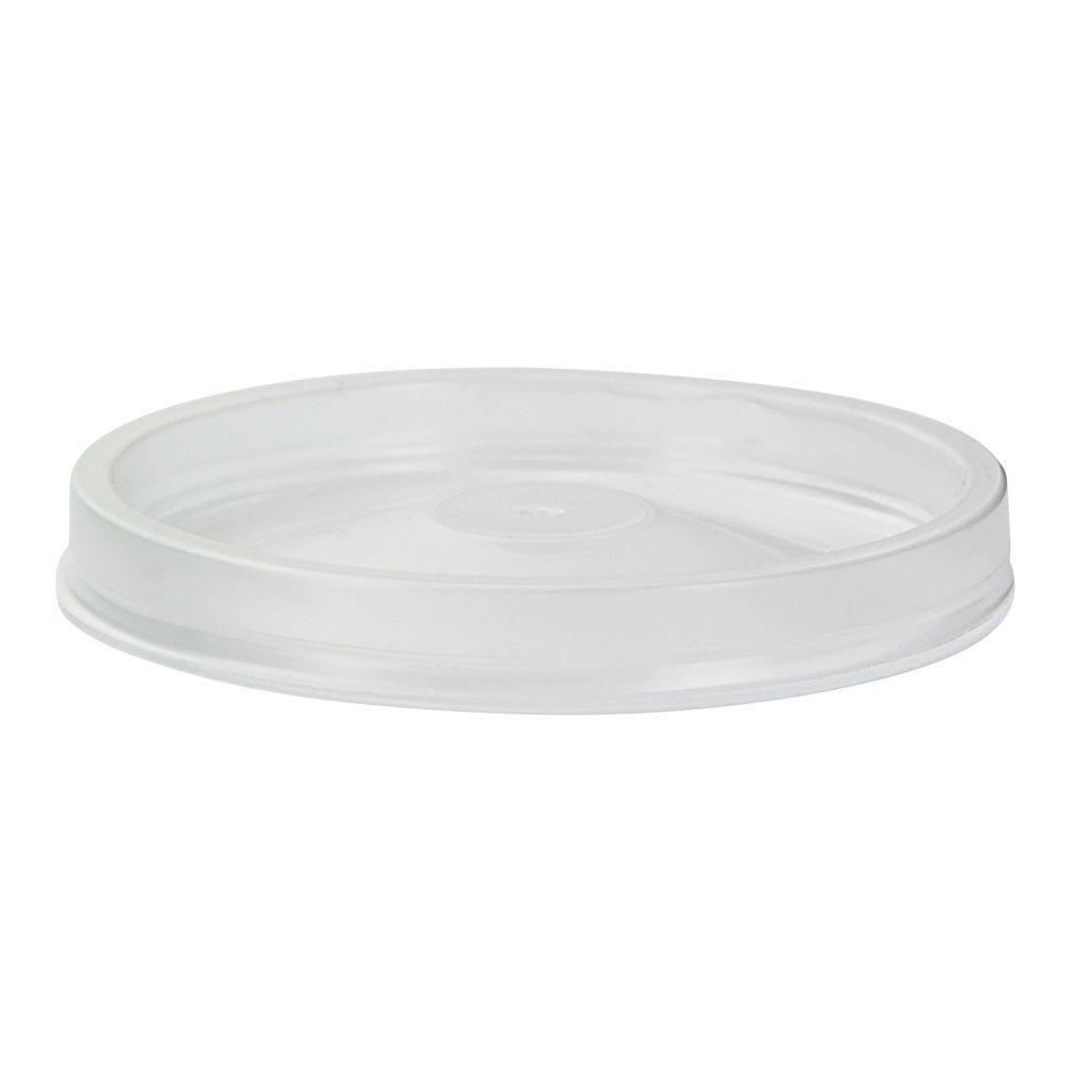 Couvercle PP transparent 9 cm Par 50
