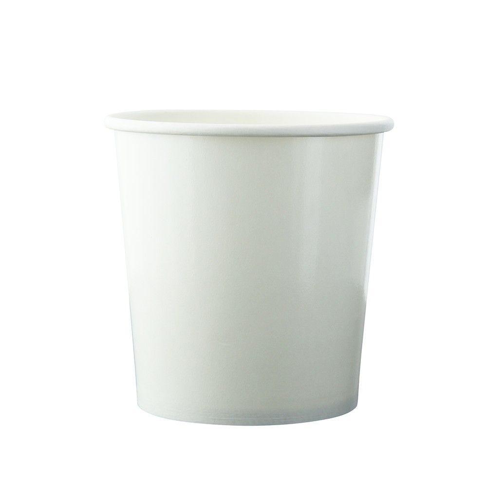 Pot carton blanc chaud et froid 49 cl Par 50