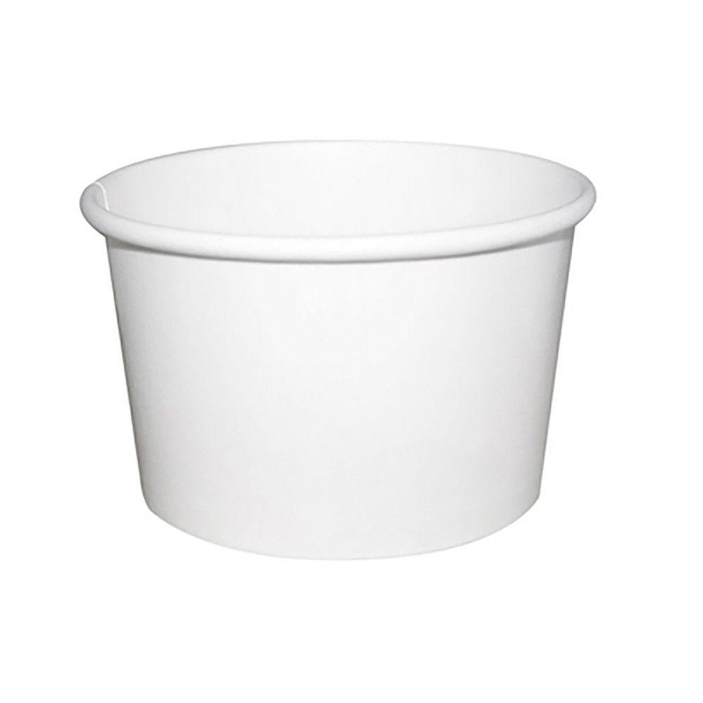 Pot carton blanc chaud et froid 23 cl Par 50
