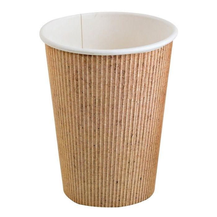 Gobelet carton PLA 'Nature cup' 23 cl Par 6