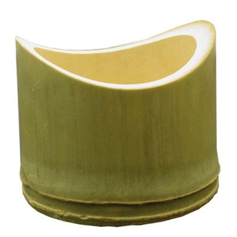 Demi-tube bambou 'Tamago' 5,5 x 5,8 cm 3,7 cl Par 20