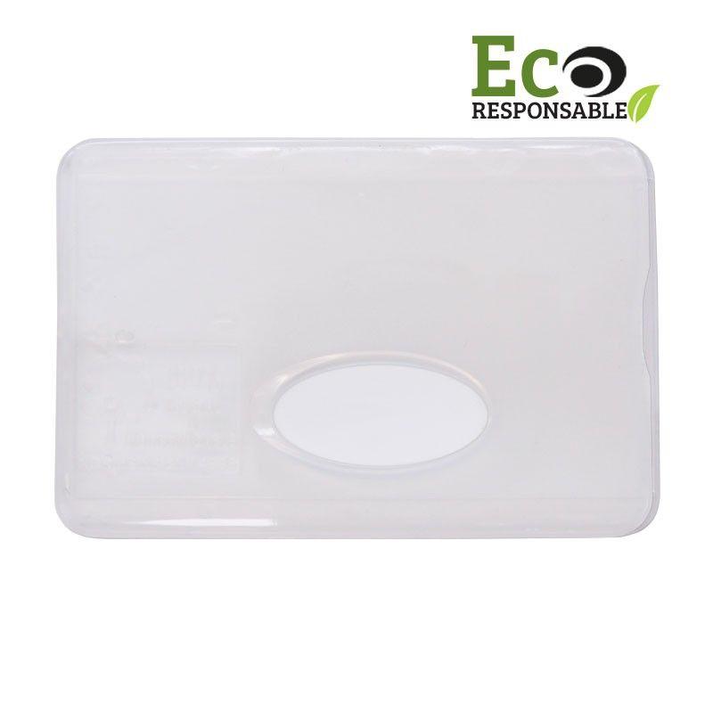 Etui-carte biodégradable (lot de 100)