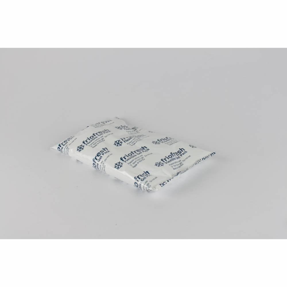 Accumulateurs de froid - Gel pack souples 200g 0°C - 17 x 20 x 2 cm - Par 35