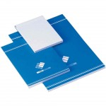 Bloc notes 100 Feuilles Quadrillée 5x5 A4 210 x 297 mm 60g