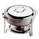 Chafing dish rond eco inox