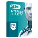 Eset Internet Security - 3 postes - 1 an - Windows