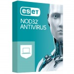 Eset Nod32 Antivirus - 1 poste - 1 an - Windows