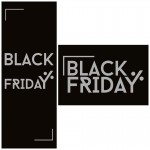 Kit d'affiches N°2 Black Friday noir 2 affiches 60x40cm