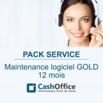 Maintenance sur le logiciel cash office gold